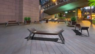 Stratic Bench