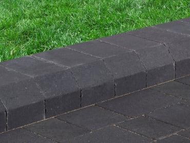 marshalls savanna kerb single block in charcoal