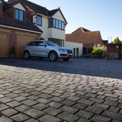 Drivesys Split Stone - Basalt