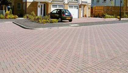 Priora block paving