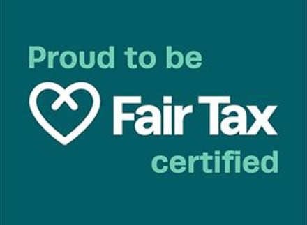 Fair Tax Accreditation achieved by Marshalls for 6th consecutive year