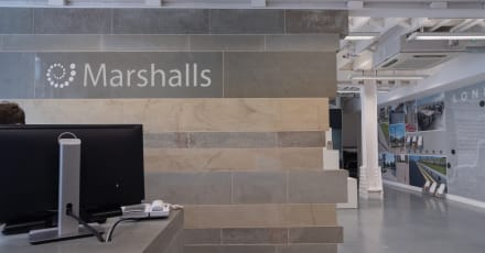 Marshalls London Design Space now open