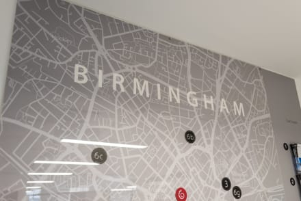 Marshalls Birmingham Design Space re-opens
