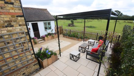 Garden paving advice for first time home buyers