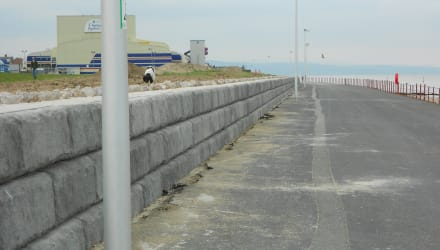 West Rhyl Coastal Defence Scheme