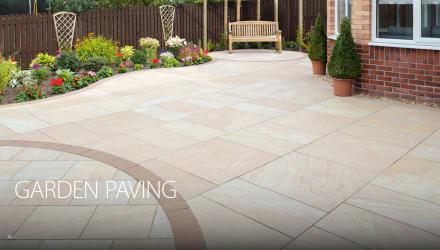 Garden Paving brochure section thumbnail image