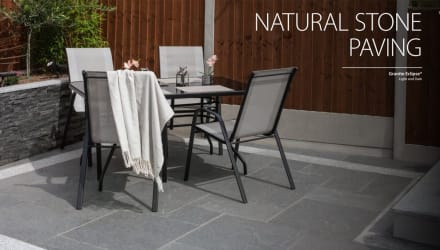 Marshalls Garden Paving brochure section for 2020.