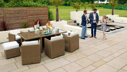 Garden entertaining - some design ideas