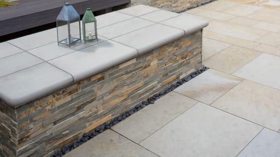 Stoneface® Drystack Veneer Walling