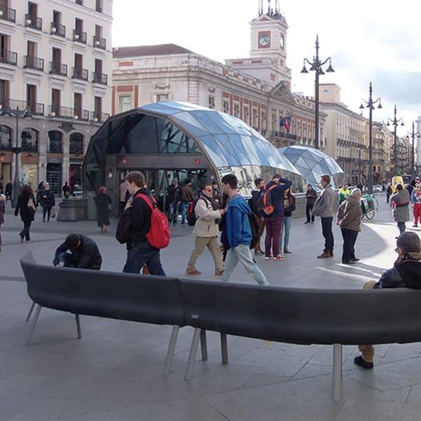vilnius bench