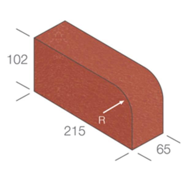 bn1 single bullnose 1053
