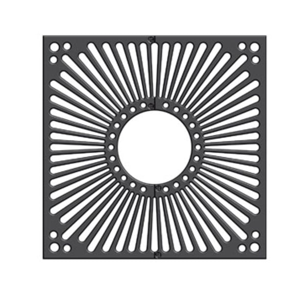 ferrocast 65p series polyurethane tree grille