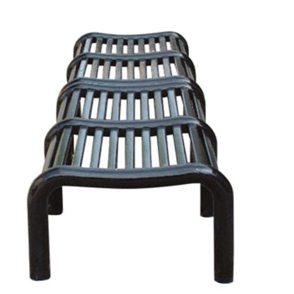 ferrocast leicester bench in polyurethane