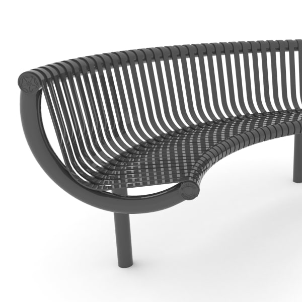 festival curved seat