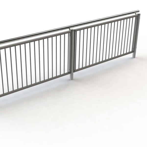 geo handrail & balustrade