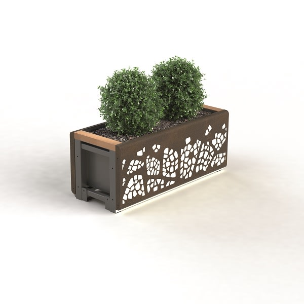 natural elements - planter module
