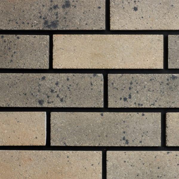 contemporary range poole platinum facing brick swatch panel