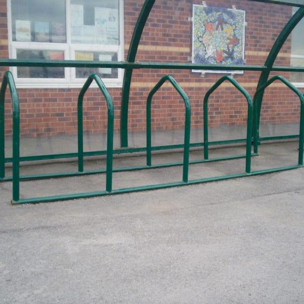 r10 cycle rack