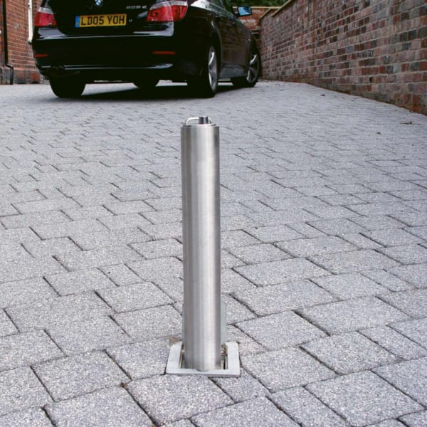 rhino rt rd4 ss domestic telescopic bollard