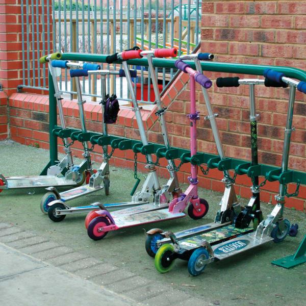 ssr 10 scooter rack