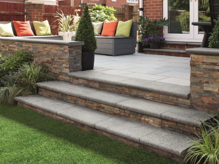 Granite Eclipse® Steps