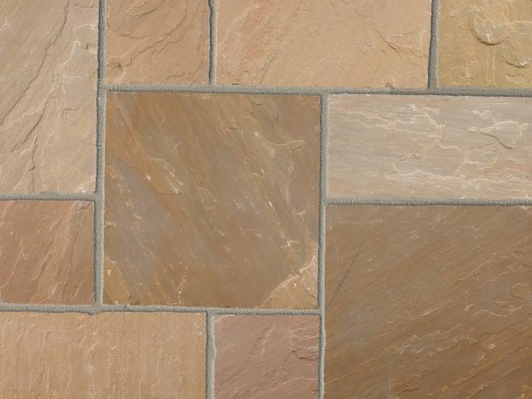 Marshalls Indian Sandstone.