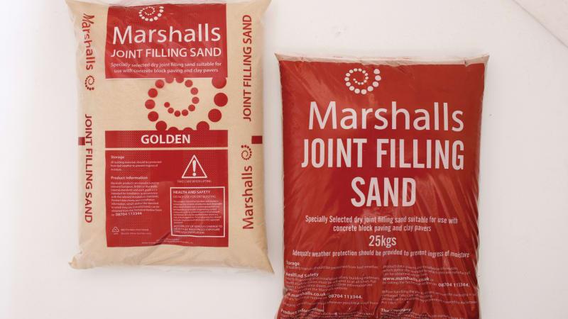 Joint Filling Sand - Golden