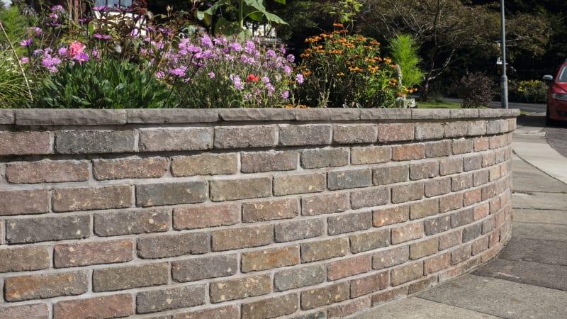 Tegula Walling - Traditional