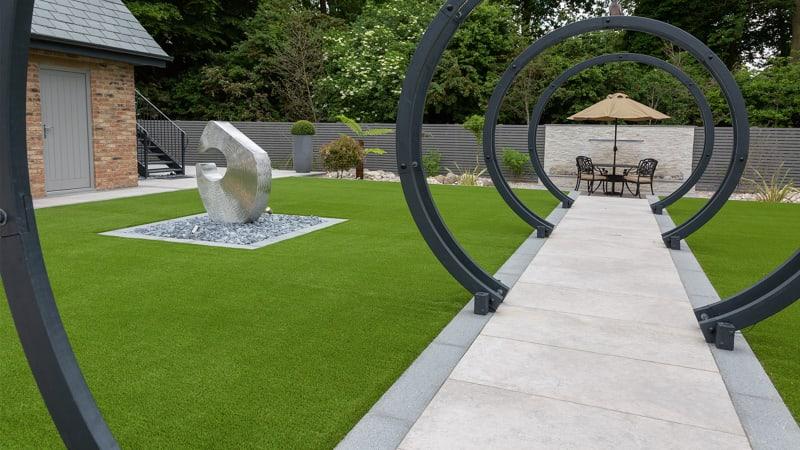Marshalls always green - artificial grass - summer lawn