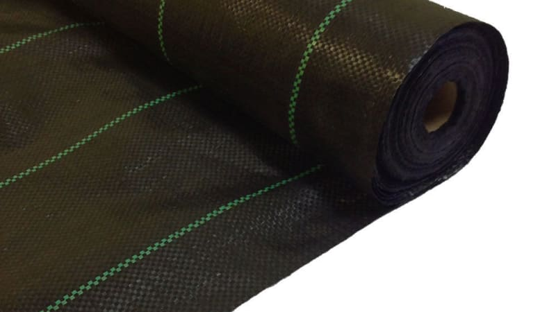 marshalls Always Green weed Membrane in black