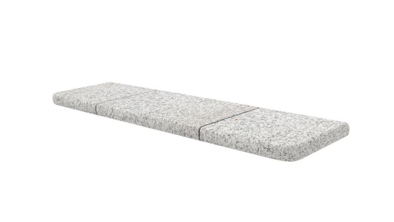 light granite step