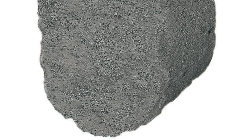 Marshalls Drivesett 4 in 1 kerb in pennant grey.