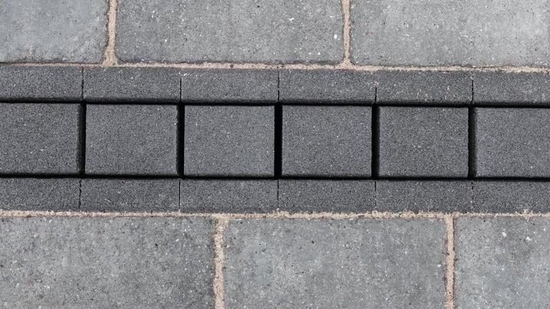 Marshalls Driveline Drain in charcoal