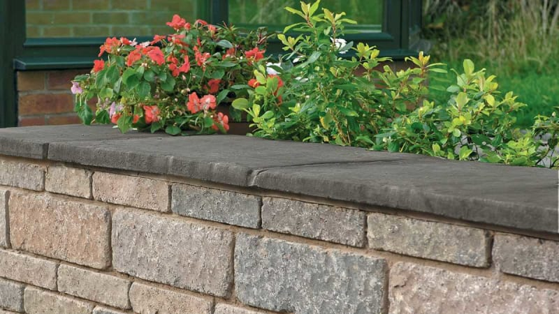 Marshalls Tegula Coping in traditional