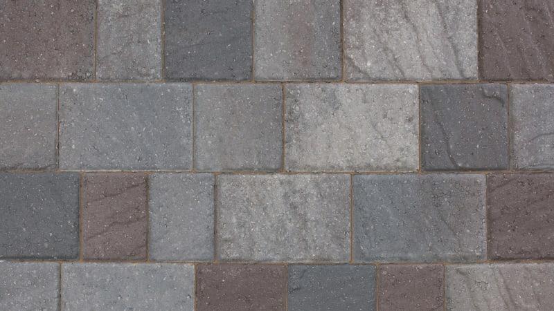 drivesett natrale block paving swatch in slate