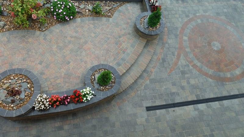 Marshalls Drivesett Tegula Original Circle in Traditional