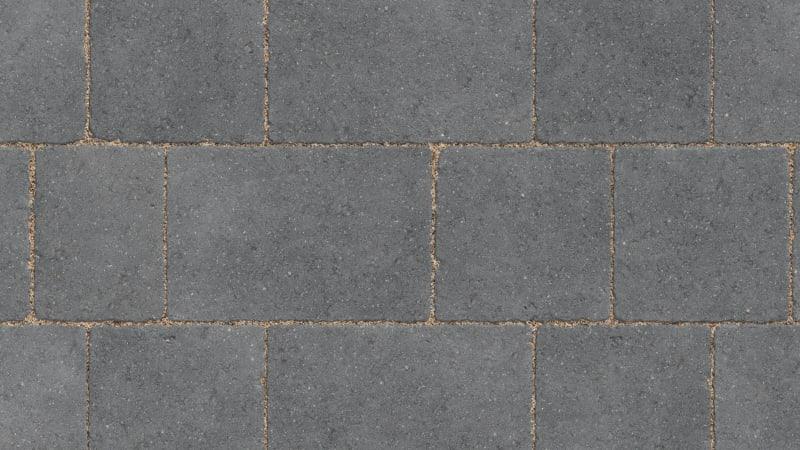 Marshalls Drivesett Tegula 60 swatch in charcoal.