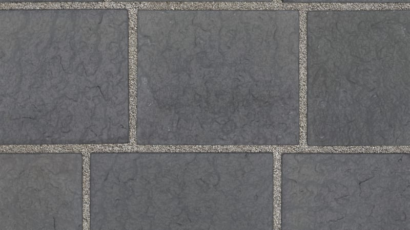 Marshalls Drivesys Flamed Stone in Blue Pennant.