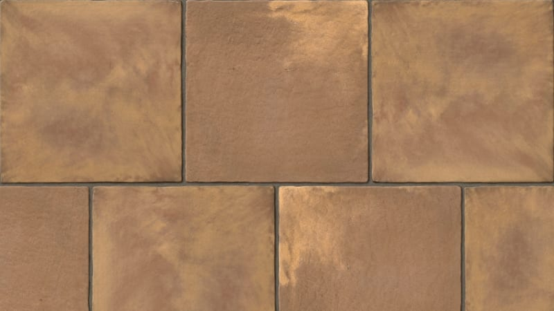 Marshalls Firedstone Paving Swatch in Sunrise Colour