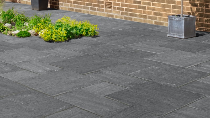 Marshalls Natural Slate in Blue Colour