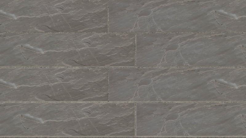 Marshalls Riven Harena Linear in Silver Birch Multi.