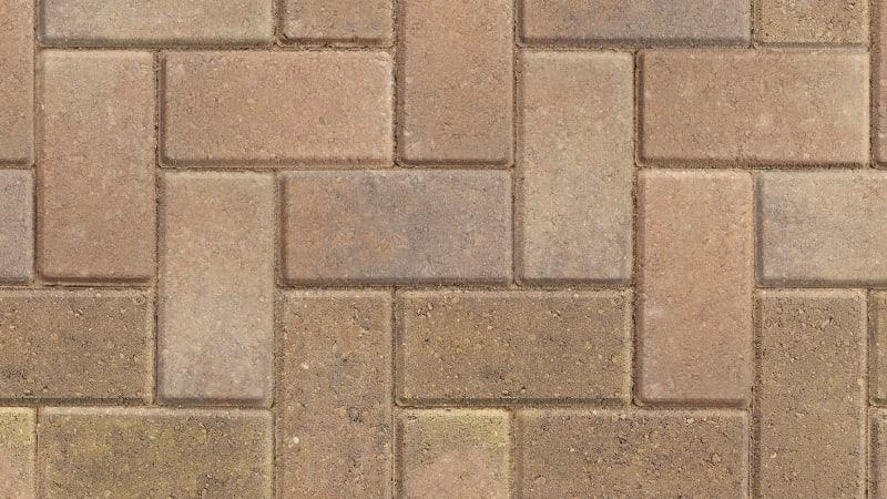 standard block paving sunrise