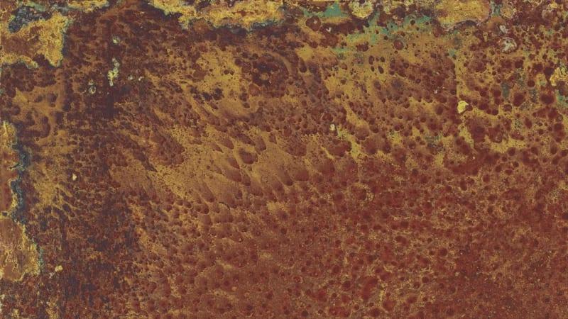 Marshals Symphony Elements in Corten Copper