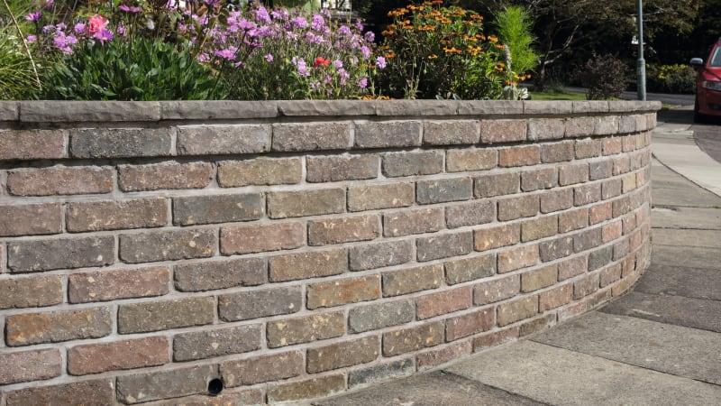 Marshalls Tegula Walling in traditional.