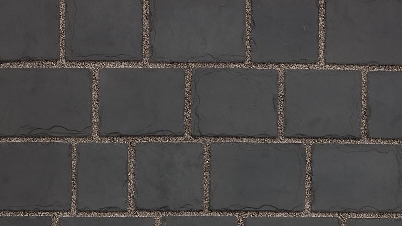 Drivesys Split Stone Block Paving - Basalt