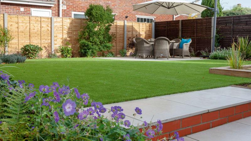 Always Green Artificial Grass - Village Green 30Mm