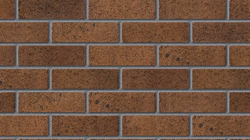 fairway cleeve cedar perforated facing brick