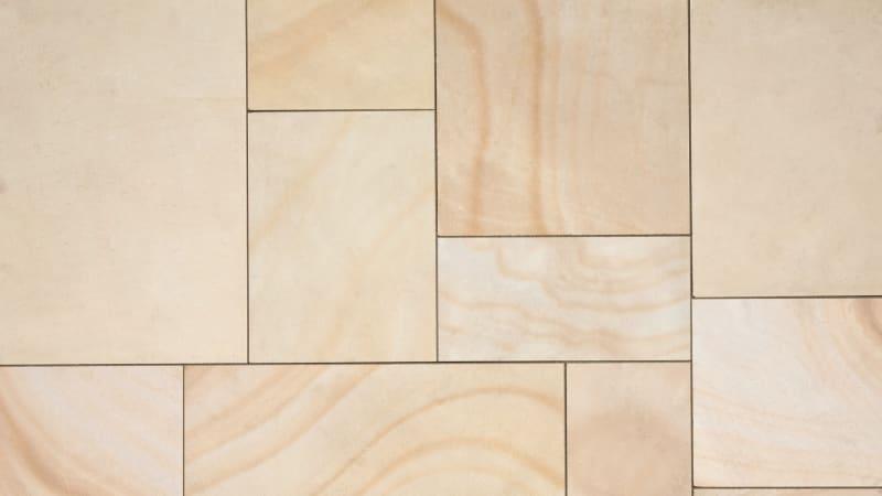 Sawn Versuro - Golden Sand Multi