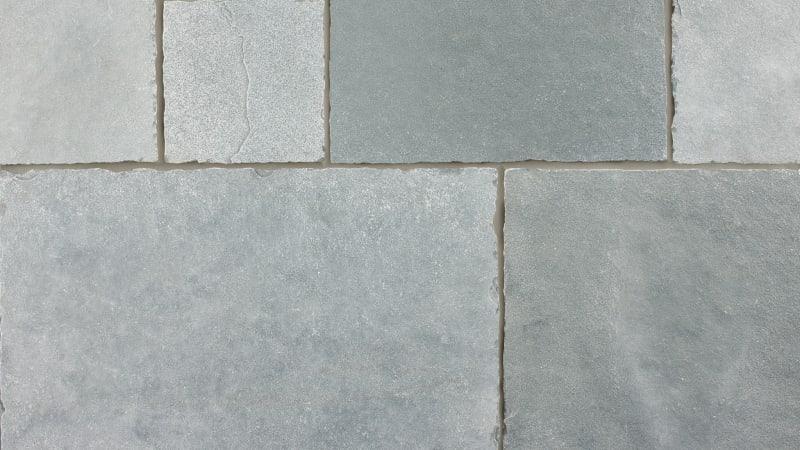 Antique Alverno - Silver Limestone Multi