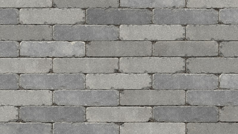 Farnley Setts - Charcoal Multi